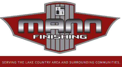 Mann Finishing's logo